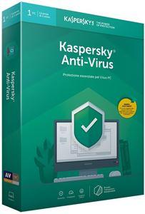 ANTIVIRUS KASPERSKY 2019 – 1PC
