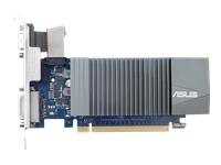 ASUS GT710-SL-1GD5-BRK – Scheda grafica – GF GT 710 – 1 GB GDDR5 –