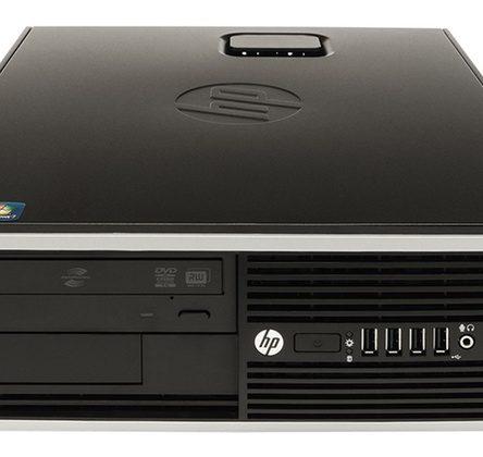 HP PC 8100 I5650/4/250/DVD W10P 1Y